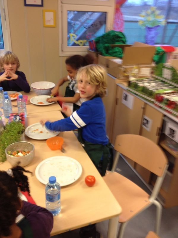 GREENKIDS in de klas